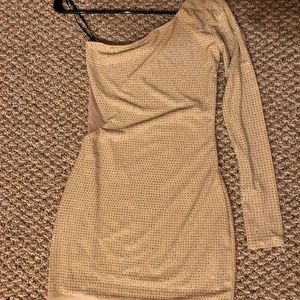 Forever 21 Sz S Fitted Holiday Party dress.